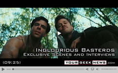 Inglourious Basterds Preview